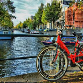 Kleine Fietstour Amsterdam